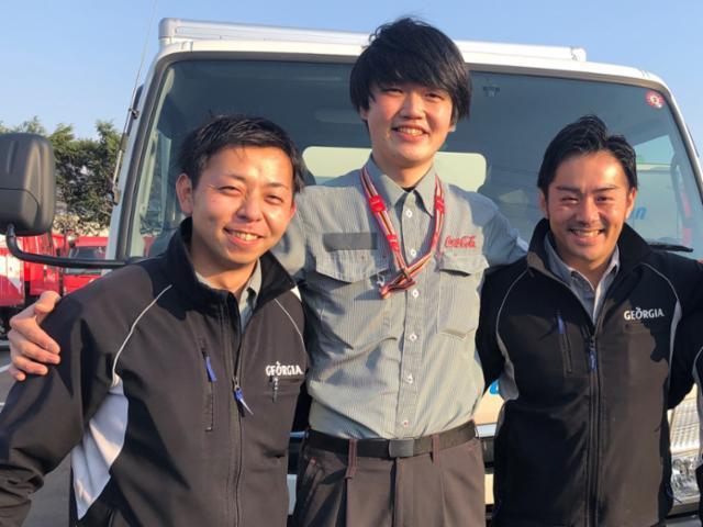 株式会社シンクラン 宇都宮営業所 ドライバー(配送)部門の画像・写真
