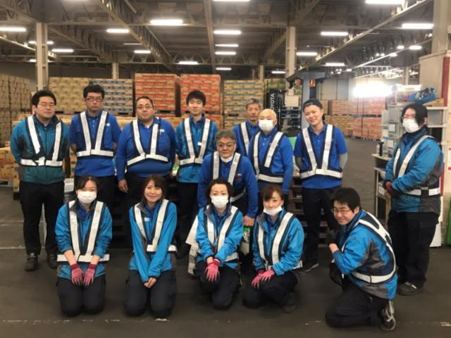 株式会社シンクラン 札幌営業所 倉庫内管理・作業部門の画像・写真